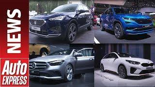 Paris Motor Show 2018 - the highlights