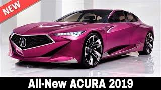 8 New Acura Cars that Shine whithin Honda's Refreshed Lineup of 2019