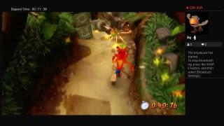 Crash Bandicoot 1 Getting The Last 2 Gems