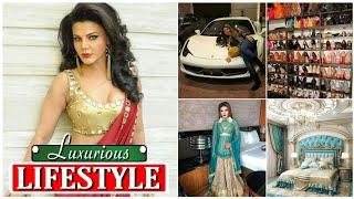 Rakhi Sawant's Luxurious Lifestyle, Boyfriend, House,Income, Cars, Family, Net Worth & Biography