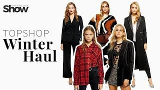 Topshop Winter Haul | SheerLuxe Show