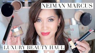 NEIMAN MARCUS I LUXURY BEAUTY HAUL I Everyday Edit