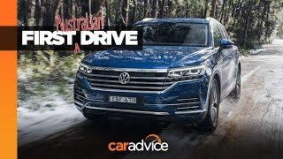 2019 Volkswagen Touareg review: More luxurious than ever