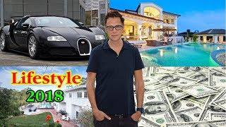 Luxury Lifestyle Of James Gunn 2018