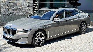 2020 BMW 750Li xDrive - Sophisticated Luxury Sedan