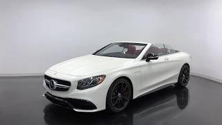 2017 Mercedes S63 AMG Cabriolet - Walkaround in 4k