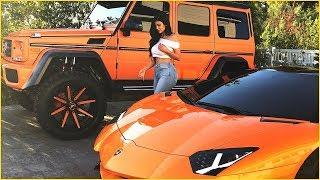 Kylie Jenner's Luxury Car Collection.