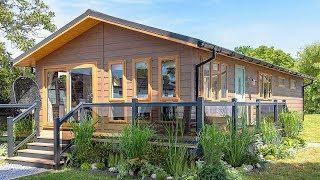 Absolutely Cosy and Wonderfully Spinney Luxury Lodges For Sale from Wessex Park Homes