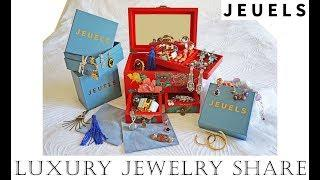 Designer Jewelry Rental Review - Jeuels - Luxury Jewelry Collection | Hermes/Chanel/Dior & more!
