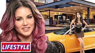 Sunny Leone Luxury Lifestyle | Biography,Net Worth,Salary,Family,Car
