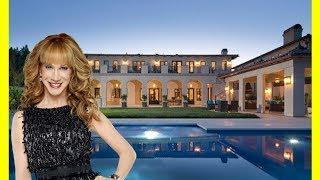 Kathy Griffin House Tour $10500000 Mansion Luxury Lifestyle 2018