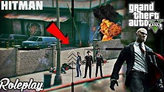 CONTRACT PE TOATA MAFIA - HITMAN GTA 5 FIVEM ROLEPLAY