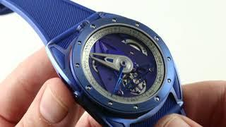 De Bethune Grand Sailor DB28GSB Luxury Watch Review
