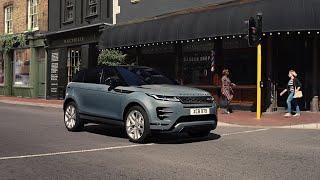 New Range Rover Evoque - Head Turner