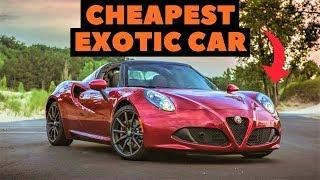 5 Of The Fastest Modern Cars For The Money (Part 2)
