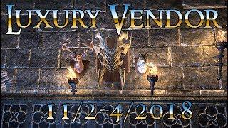 ESO Luxury Vendor 11-2-2018