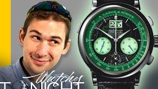 "Rolex ""Sub""-Standards, Revival Watch Brands: Lange & Lesser! Breitling Preimier vs TAG Heuer Autavia"