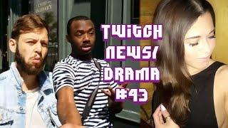 Twitch Drama/News #43 (Hampton Brandon x Dankquan Arrested, Forsen Naruto, Lacari, Faze Banks)