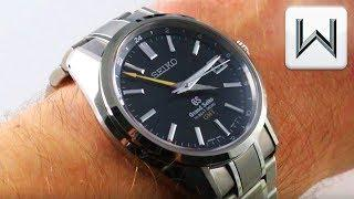 Grand Seiko Hi-Beat GMT 36,000 VpH (SBGJ013) Luxury Watch Review