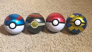 *NEW POKEMON POKEBALL TINS!* Opening Pokemon Cards GREAT BALL and LUXURY BALL Tins!