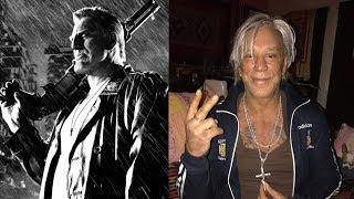 Sin City Then and Now ★ Before and After