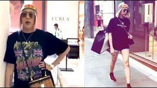 VICE GANDA Bongga Nag Shopping Ng Luxury Bags Para Ipasalubong Pag Uwi Sa Pinas