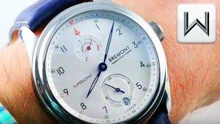 Bremont Supersonic (Concorde) Stainless Steel Limited Edition Luxury Watch Review