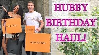 Louis Vuitton Unboxings - Scott's Luxury Birthday Haul!