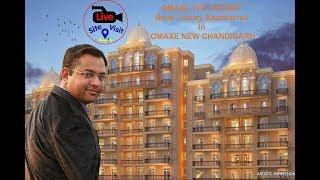 OMAXE THE RESORT Luxury Highrise 2BHK and 3BHK Apartments New Chandigarh Mullanpur