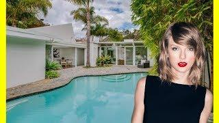 Taylor Swift Beverly Hills House Tour $2650000 Luxury Lifestyle 2018