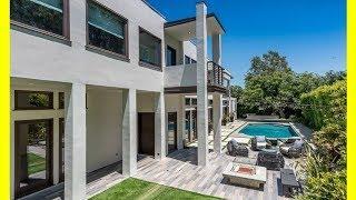 Lindsey Vonn House Tour $2600000 Sherman Oaks Luxury Lifestyle 2018