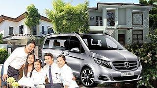 THE RICH LIFE OF SEN.GRACE POE NET WORTH BIOGRAPHY FAMILY MODERN HOUSE LUXURY CAR  U.S MANSION