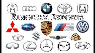 Kingdom Exports Video With Music - Luxury Cars For Sale