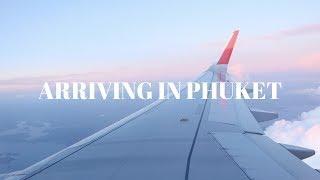Arriving in Phuket & Room Tour | VLOG