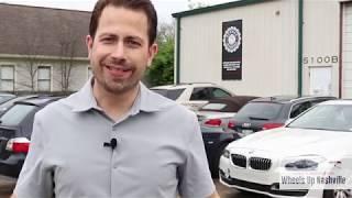 The Best Luxury Car Repair in Nashville // German Motorworks