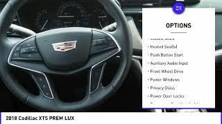2018 Cadillac XT5 Lawton OK 11GP18
