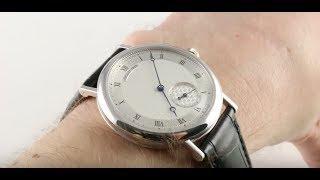 Breguet Classique 5140BB/12/9W6 Luxury Watch Review