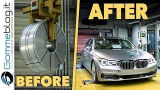 BMW 7 Series PRODUCTION Car Factory HOW ITS MADE Manufactory