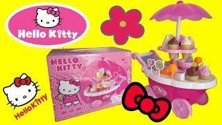 HELLO KITTY Luxury Candy CART