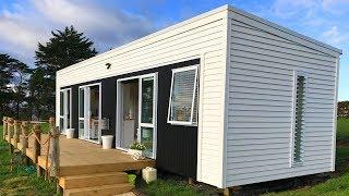 Affordable Transportables Tiny Homes with 2 Bedroom Luxury Minor Dwellings