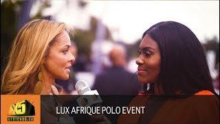 Lux Afrique Polo Event - At the Ham Polo Club in London @luxafrique Part 2