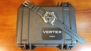 Vertex M100: The Luxury British Military Watch You Can't Buy?