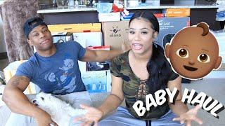 5,000 LUXURY BABY HAUL!!!! (FIRST TIME PARENTS)