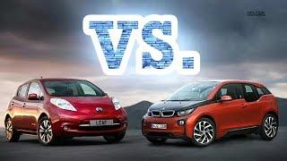 2018 Nissan Leaf vs. 2018 BMW i3 - Which is Better ?