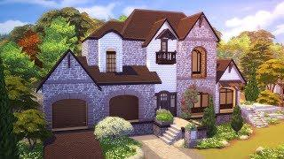 LUXURY FAMILY HOUSE | Sims 4 Speed Build