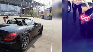 Bangladeshi Supercars || luxury cars in Bangladesh || Ferrari, Audi, BMW, Mustang, lancer Evo