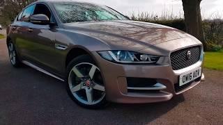 Jaguar XE 2.0 R-Sport AWD automatic 4x4 REVIEW AND FOR SALE