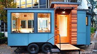 Gorgeous Luxury The Verve Lux From Tru Form Tiny Homes