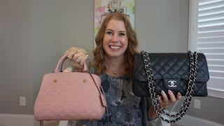 MY ENTIRE HANDBAG COLLECTION 2019!!! WITH PROS AND CONS!!!