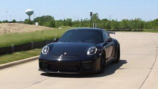 A Manual Porsche GT3 Is The PERFECT Way To Spend $175,000!